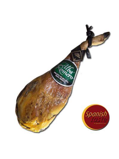 100% Iberico ham shoulder Romero