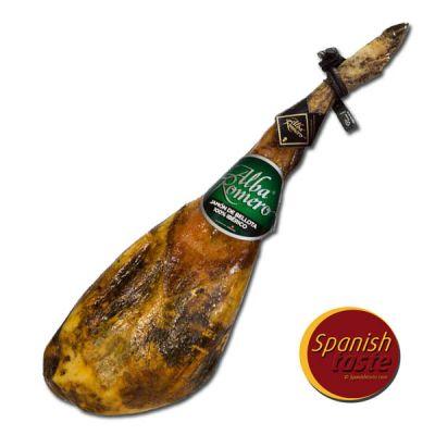 Iberico ham 100% Pata Negra Huelva Romero