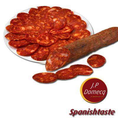 Chorizo Bellota 100% iberico Domecq 500gr