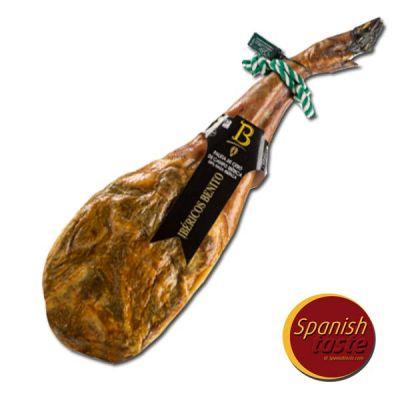 Cebo de Campo 50% Iberico ham shoulder Huelva