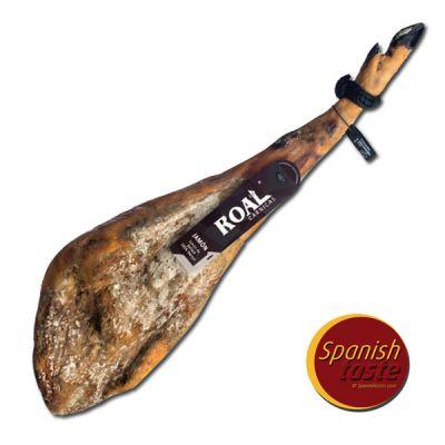 100% ibérico Bellota ham Extremadura